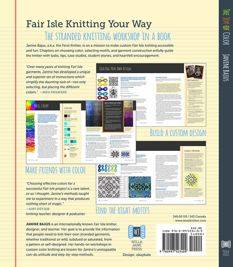 The Joy of Color | Feral Knitter