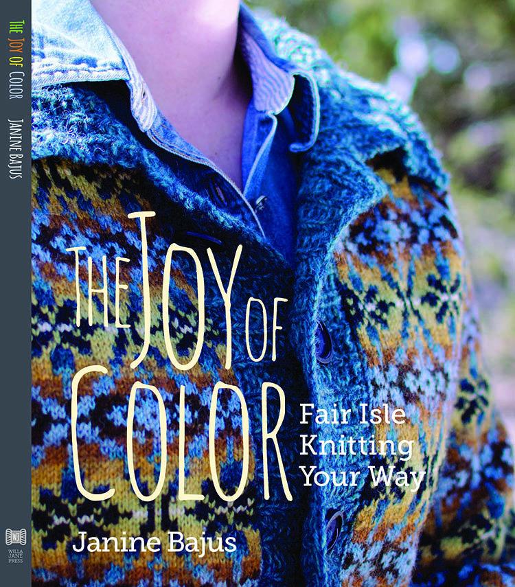 the joy of color feral knitter